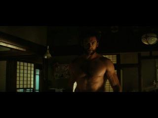 Росомаха: Бессмертный (Дублированный трейлер / Премьера РФ: 25 июля 2013) 2013,фант.боевик,США,3D,12+