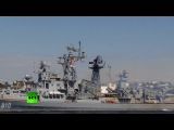 Российский корабль «Сметливый» отправился в Средиземное море